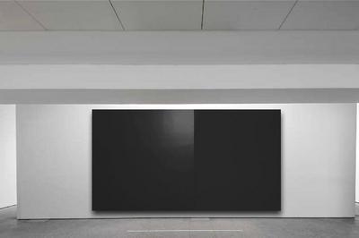 Philippe Chitarrini : Painting Black à Marseille
