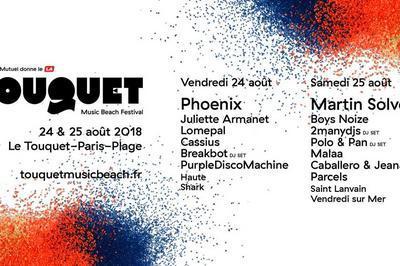 Phoenix, Lomepal, Juliette Armanet à Le Touquet Paris Plage