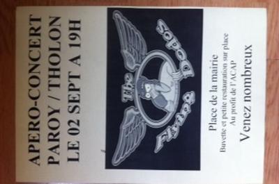 The Flying Dodos à Paroy sur Tholon