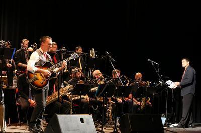 Django Revisited  Big Band à Mazan