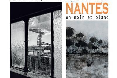 Photographies D'art Patrick Garçon Et Peintures Anne Hervy à Nantes