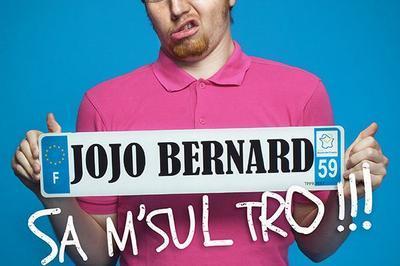 Jojo Bernard à Nantes