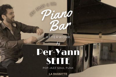 Piano Bar   Per-yann Seite À La Raskette à Brest