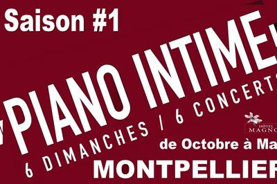Piano intime à Montpellier