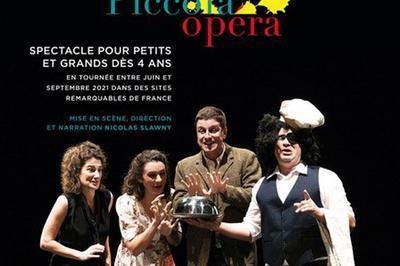 Piccola Opera à Saint Germain en Laye