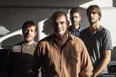 Pierre Durand Roots Quartet à Vincennes