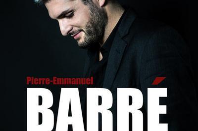 Pierre-Emmanuel Barre à La Souterraine