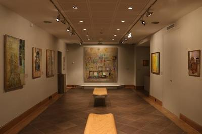 Pierre Lesieur - Intérieurs & Pierre Bonnard, Parcours Des Collections à Le Cannet