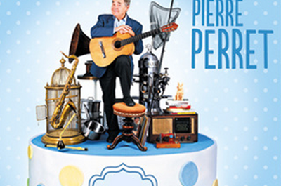 Pierre Perret à Rouillac