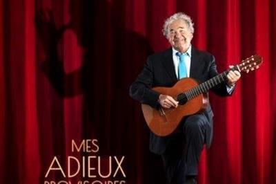 Pierre Perret : Mes Adieux Provisoires à Le Blanc Mesnil