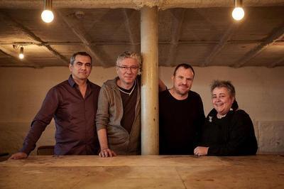 Pierrick Hardy Acoustic Quartet à Fontenay Sous Bois