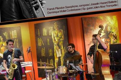Pil Trio Feat Julien Alour à Cournon d'Auvergne