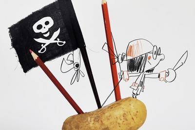 Pirate Patate à Landerneau