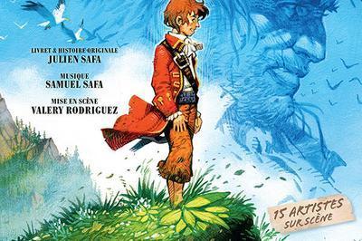 Pirates Le Destin D'Evan Kingsley à Salon de Provence