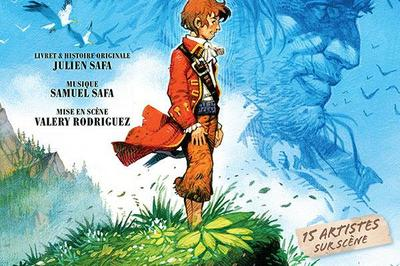 Pirates Le Destin D'Evan Kingsley à Marseille