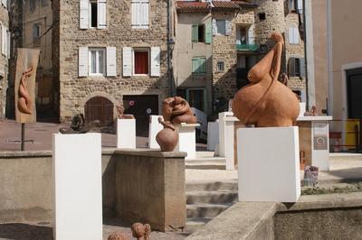Place Aux Arts, Parcours Guidés Et Expositions à Annonay