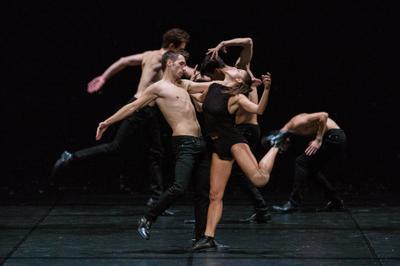 Plaisirs Inconnus - Ballet National de Lorraine à Saint Louis