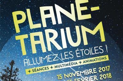 Planétarium, allumez les étoiles ! à Cran Gevrier