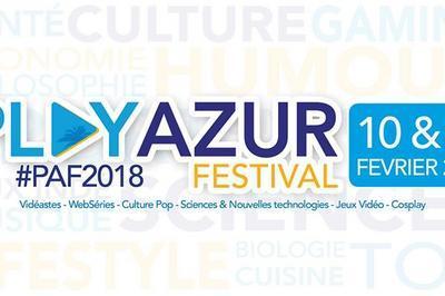 Play Azur Festival 2018