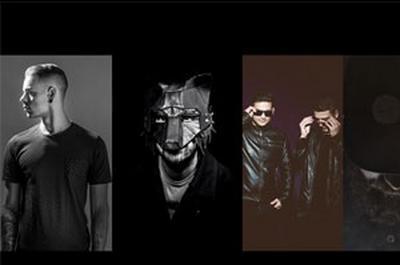 Pleiade Night Avec Comah + Cosmic Boys + Romulus Live + Teho Live à Strasbourg