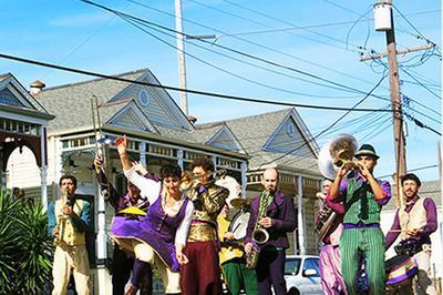Po'Boys - New Orleans Party à Saint Etienne