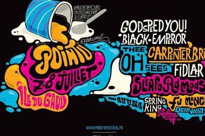 Suuns - Pointu festival à Six Fours les Plages