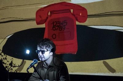 Polar grenadine / à l'Espace culturel Louis Nodon à Vernoux-en-Vivarais à Privas