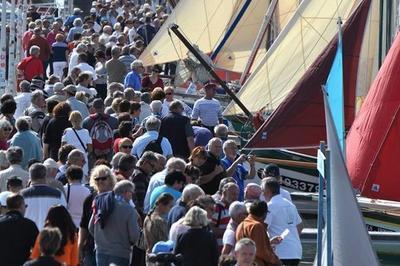 Ponton Des Navires Du Patrimoine à Les Sables d'Olonne