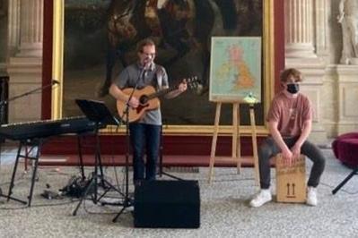 Pop British' : Concert Au Musée ! à Bordeaux