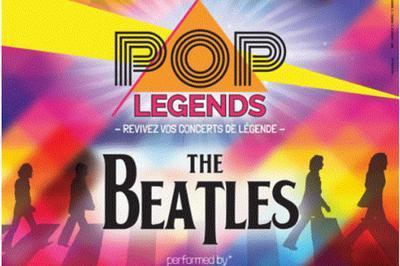Pop Legends : Abba & The Beatles à Montbeliard