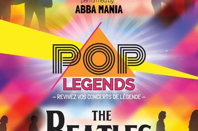 Pop Legends : Abba & The Beatles à Tours
