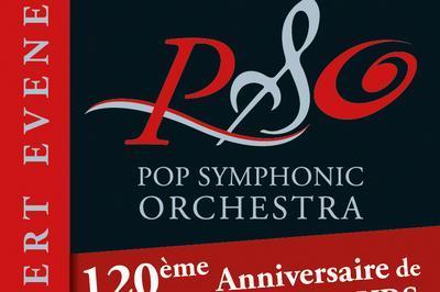 Pop Symphonic Orchestra à Naours