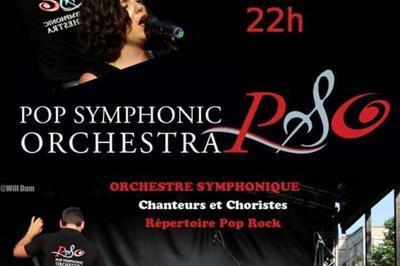 Pop Symphonic Orchestra à Amiens