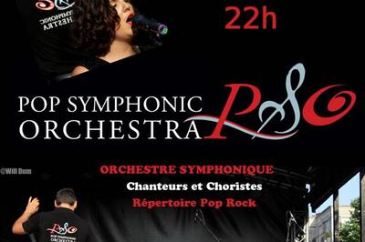 Pop Symphonic Orchestra  Amiens Fete de la musique 2019