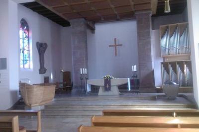 Portes Ouvertes À L'église Protestante à Illkirch Graffenstaden