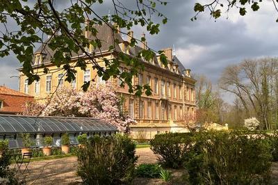 Portes Ouvertes Au Château De La Grange à Manom