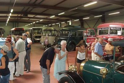 Portes Ouvertes Au Musée Du Car à Vanosc