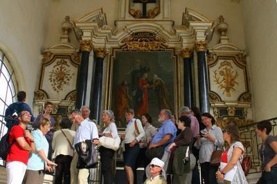 Portes Ouvertes De La Chapelle Sainte-marie à Nevers