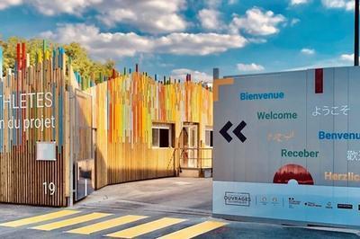 Portes Ouvertes Et Animations/ateliers à La Maison Du Projet Du Village Des Athlètes Des Jeux Olympiques Et Paralympiques De Paris 2024 à Saint Denis
