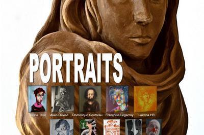 Portraits à Riberac