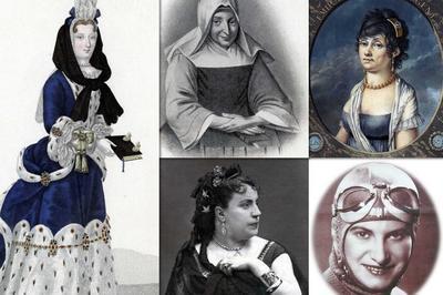Portraits De Femmes D'eure-et-loir, Entre Ombre Et Lumière à Chartres