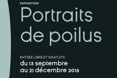 Portraits De Poilus à Gap