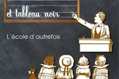 Poussières De Craie Et Tableau Noir, L'école D'autrefois à Thionville