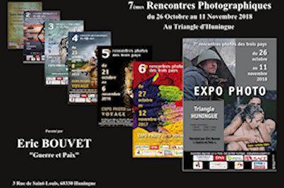 Rencontres Photographiques des Trois Pays à Huningue