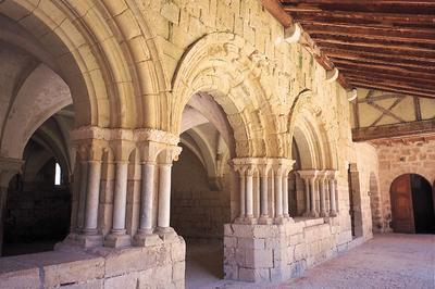 Présentation De L'abbaye à Valence sur Baise