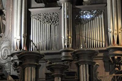 Présentation De L'orgue à Castelnau Magnoac