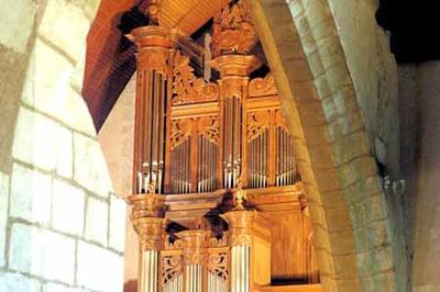 Présentation De L'orgue à Vierzon