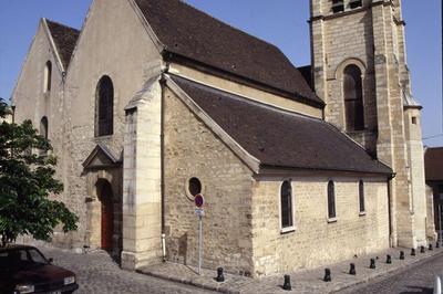 Présentation De L'orgue à Courbevoie