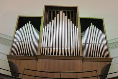 Présentation De L'orgue à Orléans
