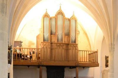 Présentation De L'orgue Verschneider et Moment Musical à Essey les Nancy